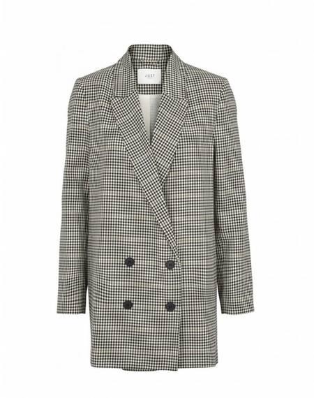Just Female Holmes Blazer - BRIGHT CHECK