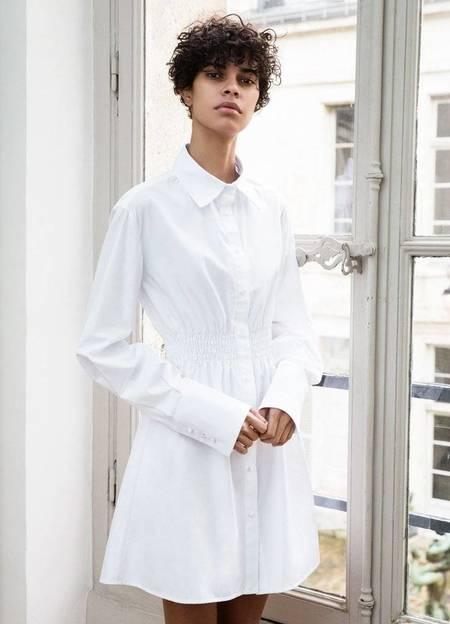 Anna Quan Amelie Dress - WHITE