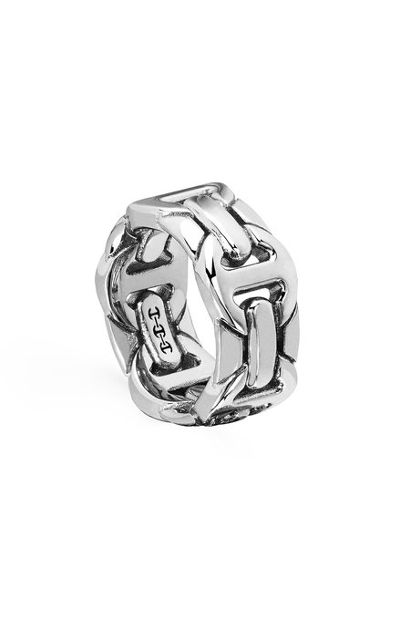 Hoorsenbuhs Classic Wall Ring - Sterling Silver