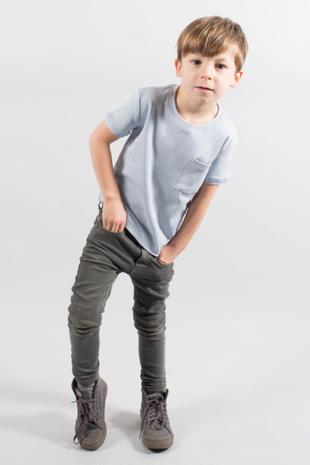 KIDS Pley Jericho Tee - Light Blue