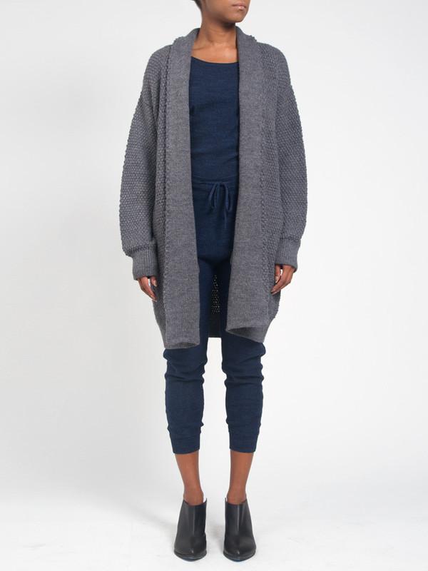 None Cardigan Sweater