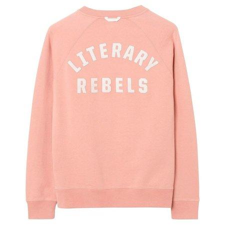 Gant Rugger Literary Rebels Sweatshirt - Light Peach