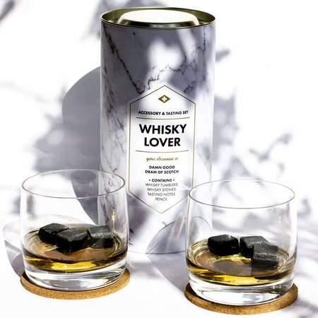 Men's Society Whisky Lover Gift Set