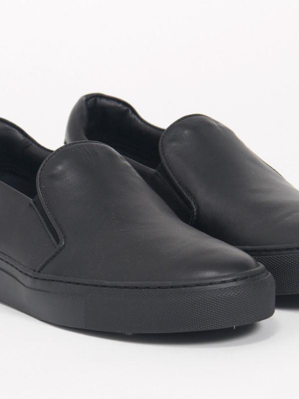 Soulland Dog Slip-Ons Leather
