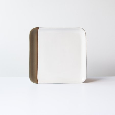 Atelier Trema Square Ceramic Platter