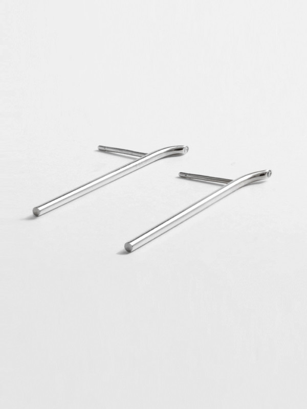 Still House Lero Earring Silver