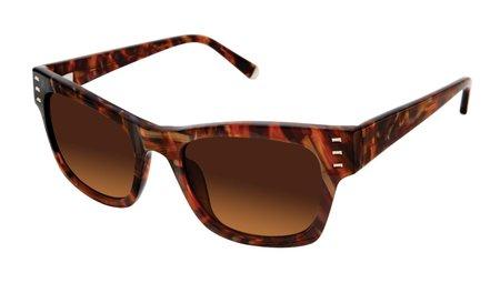 Kate Young for Tura RAMONA eyewear - Tortoise