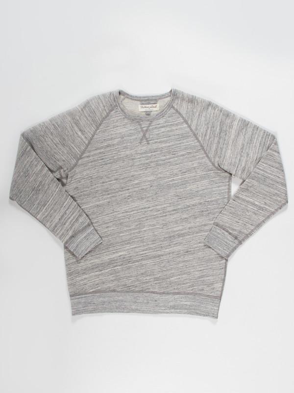 Marbled Terry Sweatshirt