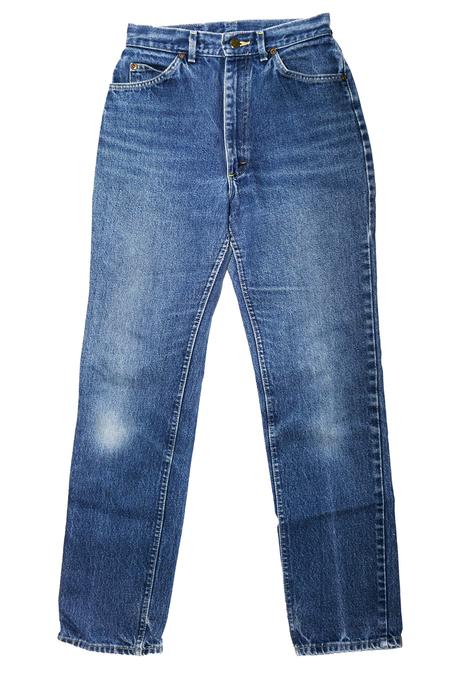 VINTAGE Bodega Thirteen lee worn denim - Classic Wash