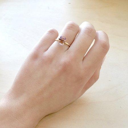 Januka Ametrine Ring - 10k Gold