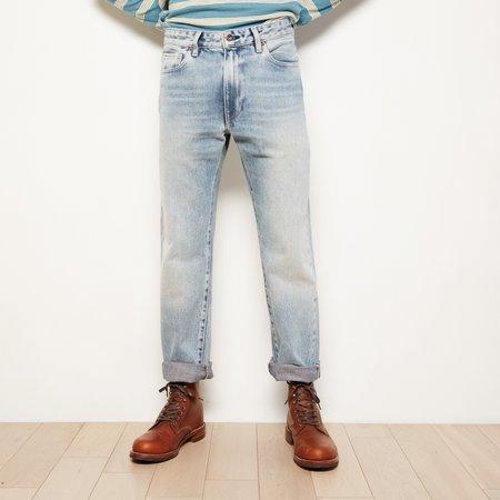 Levi's Rail Straight Runner Jeans - Light Wash