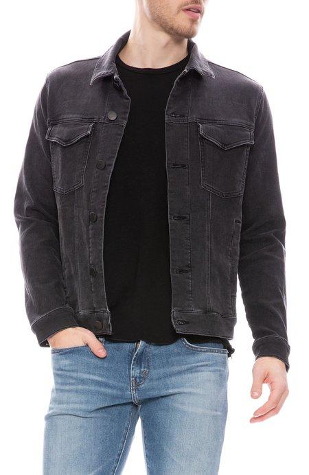 J Brand Corporus Denim Jacket - Stannum