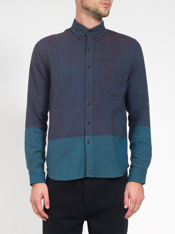 Men's Jed & Marne Ultramarine Shirt