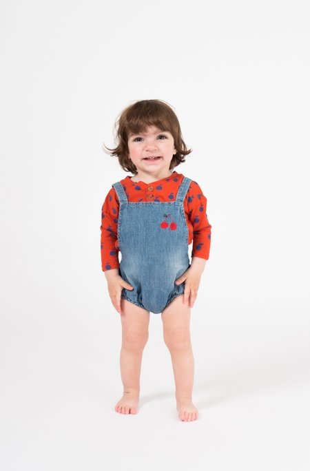 Kids Bobo Choses Cherry Romper