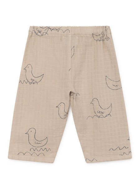 Kids Bobo Choses Geese Baggy Trousers