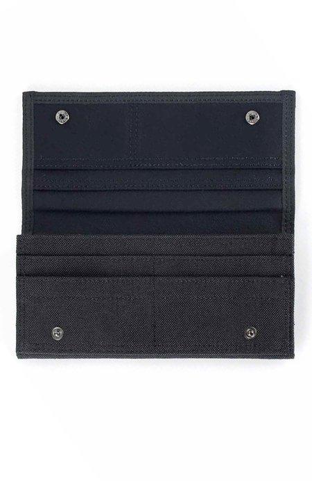 Porter Smoky Long Wallet - Navy
