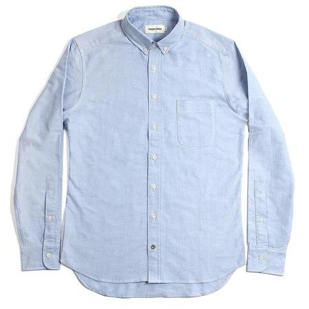 Taylor Stitch The Jack Everyday Oxford - Blue
