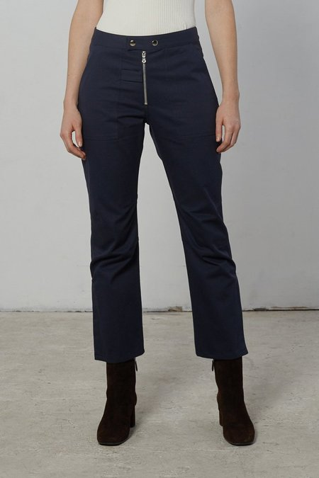 Nomia Moto Pants - Navy