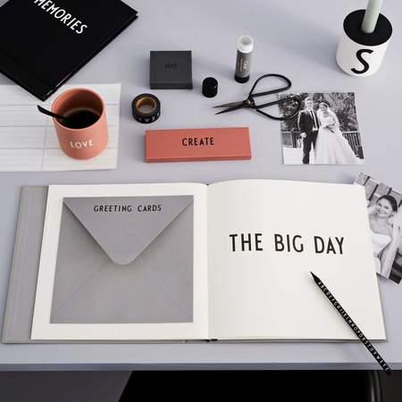 Design Letters Wedding Book