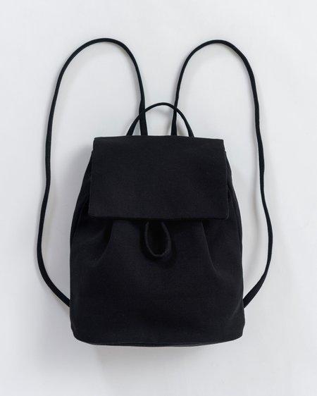 Baggu Canvas Mini Backpack - Black