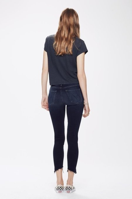 Mother Denim Stunner Zip Two Step Fray Jeans - Last Call