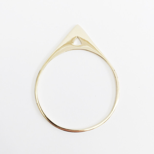 Twenty Two Hours Mountain Bangle