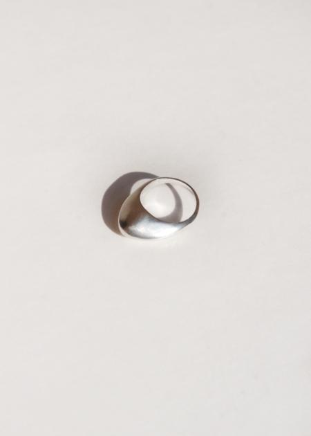 Ello Ello Sapho Ring - Sterling Silver