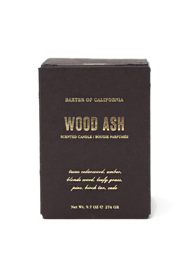 Baxter of California Baxter Wood Ash Candle