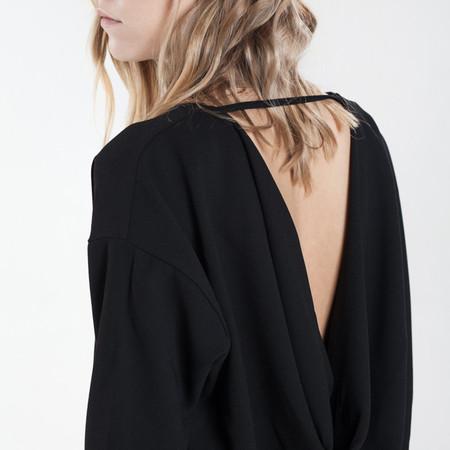 Shaina Mote Lune Top - black