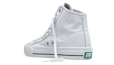 UNISEX PF Flyers Hi Top - White