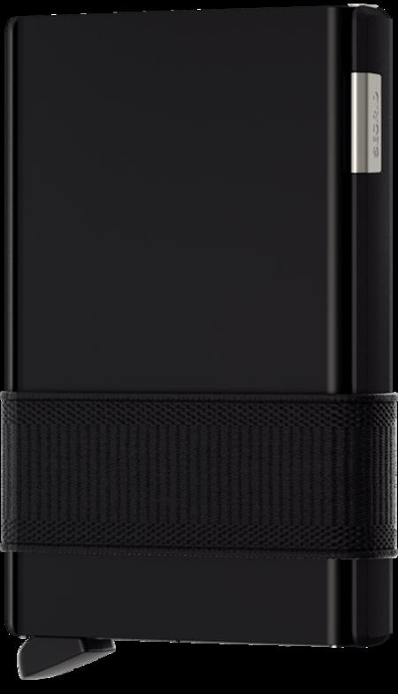 Secrid Cardslide wallet - Black/Black