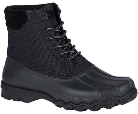 Sperry Avenue Heavy Nylon Duck Boot - Black