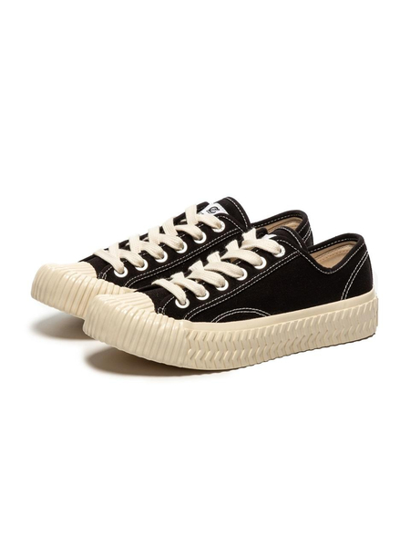 Excelsior Bolt Low-top Fashion Sneakers - Black/White