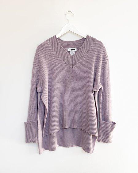 Hope Moon Sweater - Lavender