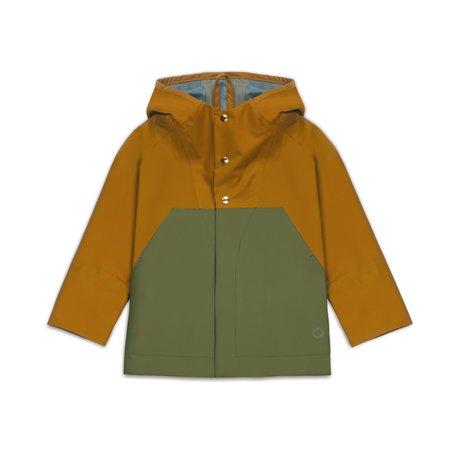 Kids Faire Child Makewear Anorak - Acorn/Balsam
