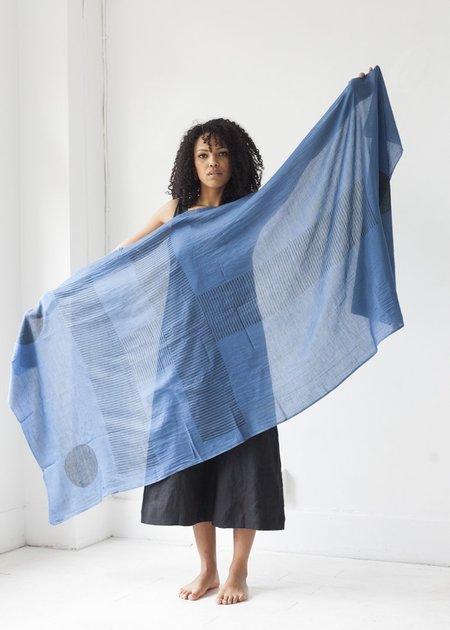 Block Shop Textiles Scarf - Date Palm