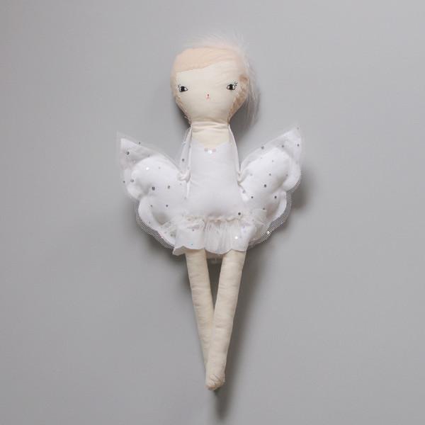 NINA SWAN - SWISS WHITE