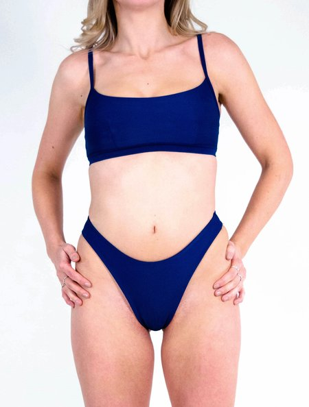 The Saltwater Collective Leo Bottom - Navy