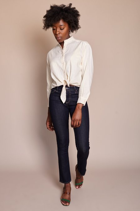 AG Jeans Mari Straight Jean - Indigo Spring