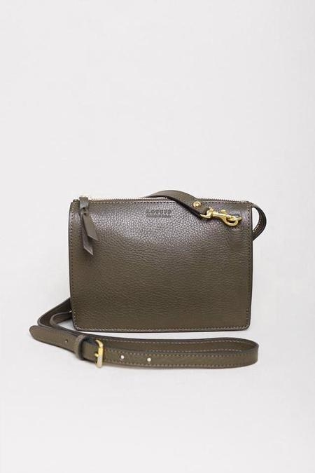lotuff leather The Tripp Bag - Olive