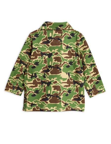Kids Mini Rodini Camo Safari Jacket