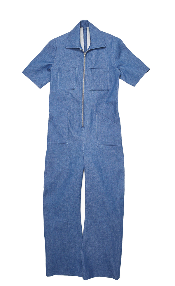 Collina Strada Mechanic Boiler  Denim
