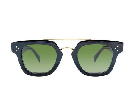 Celine 40024U Sunglasses - BLACK