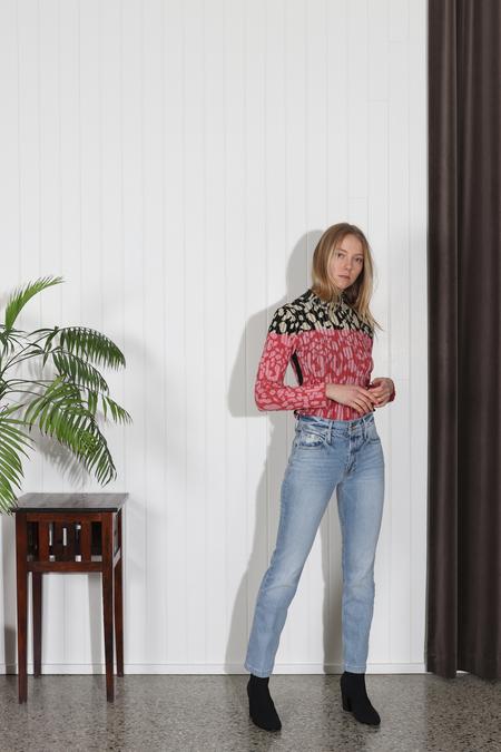 Rachel Comey Acute Turtleneck - Pink