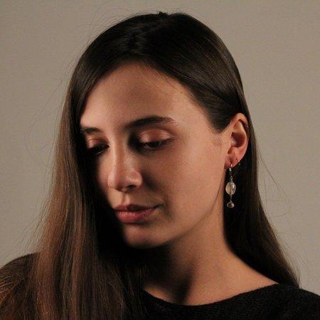 Dana Kellin 2-Drop Earring