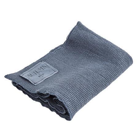 Moumout Paris Toilette Hand Towel - Stone Grey