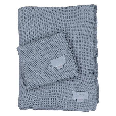 Moumout Paris Toilette Towel Kit - Stone Grey