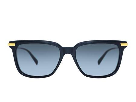 DITA Cooper 53 Sunglasses - MATTE BLACK/18K GOLD