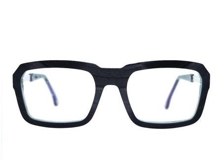 Tipton Dread Glasses - BLACK VINYL