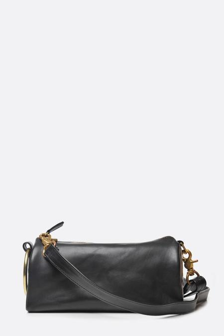 Myers Collective Ring Cylinder Pouch - Black